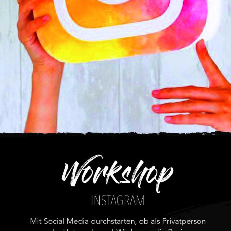Instagram Workshop