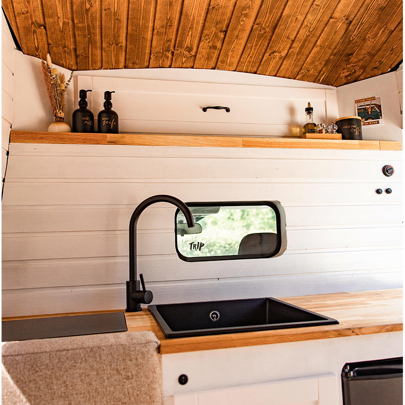 Sticker für Küche oder Camping